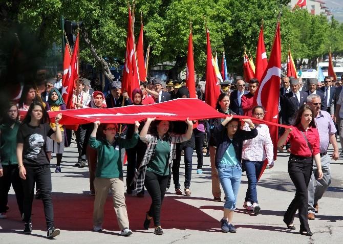 Atatürk'ün Erzurum'a Gelişinin 96. Yıl Dönümü Törenlerle Kutlandı