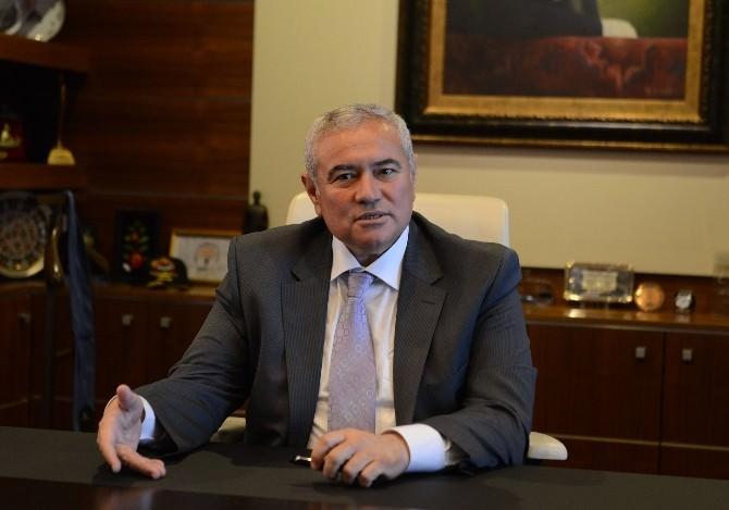 ATSO Başkanı Davut Çetin, Enflasyon Rakamlarını Değerlendirdi