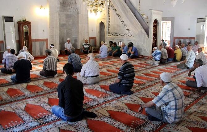Aydın'da Süleyman Demirel İçin Mevlit Okutuldu