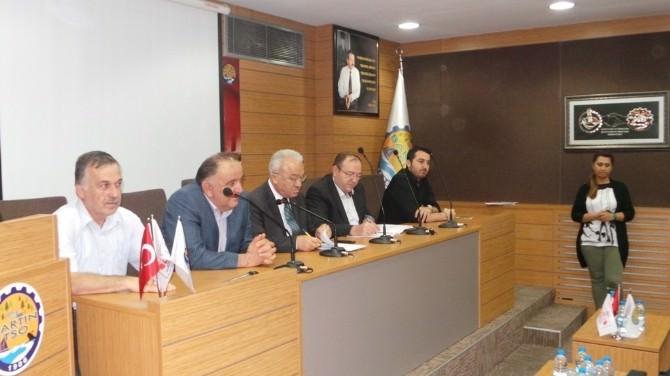 TSO Meslek Komitesi Toplantısı Yapıldı