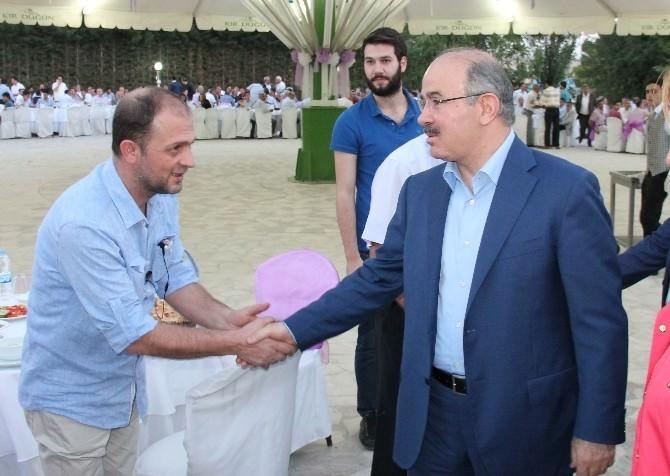 Başbakan Baş Danışmanı Hüseyin Çelik Elazığ'da