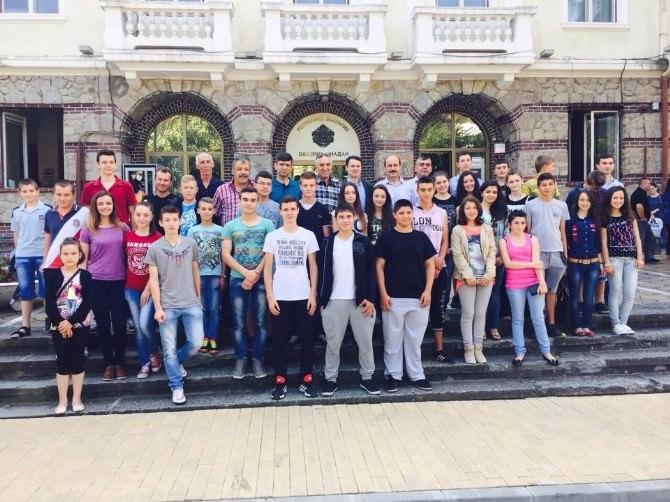 Bulgaristanlı Öğrenciler Bursa'yı Gezecek