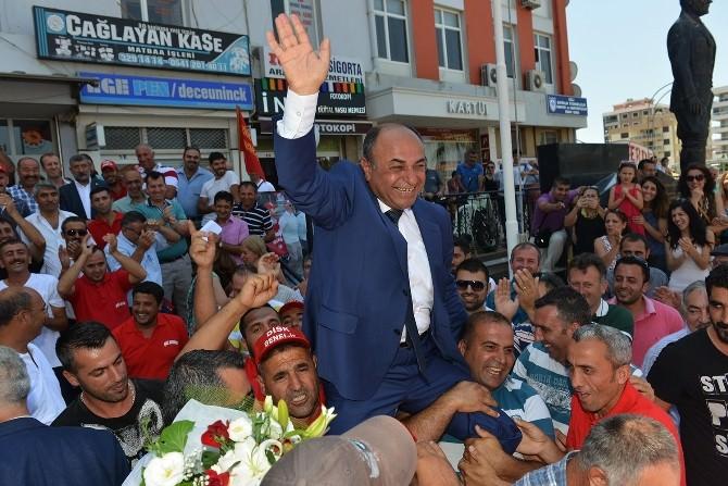 Çiğli'de Toplu İş Sözleşmesinde Mutlu Son