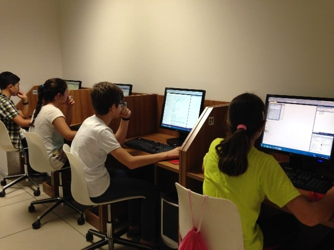 Çocuklara Yönelik Programlama Eğitimi Başladı