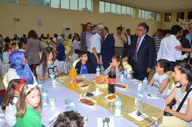 Ereğli'de Kimsesiz, Öksüz Ve Yetim Çocuklara İftar