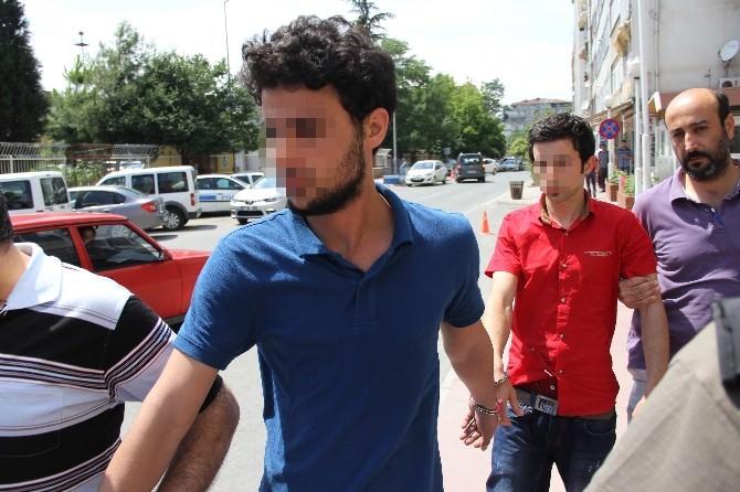 Yabancı Uyruklu Gaspçılar Tutuklandı