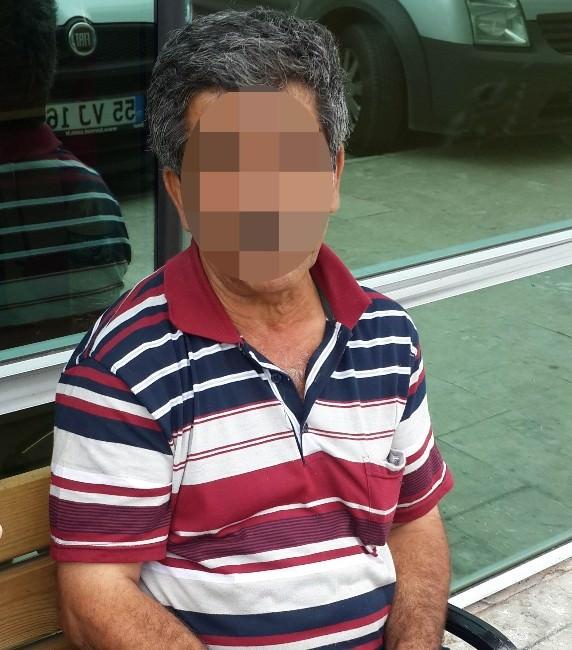 Oğlunu Yakalamaya Gitti, Babasını Gözaltına Aldı