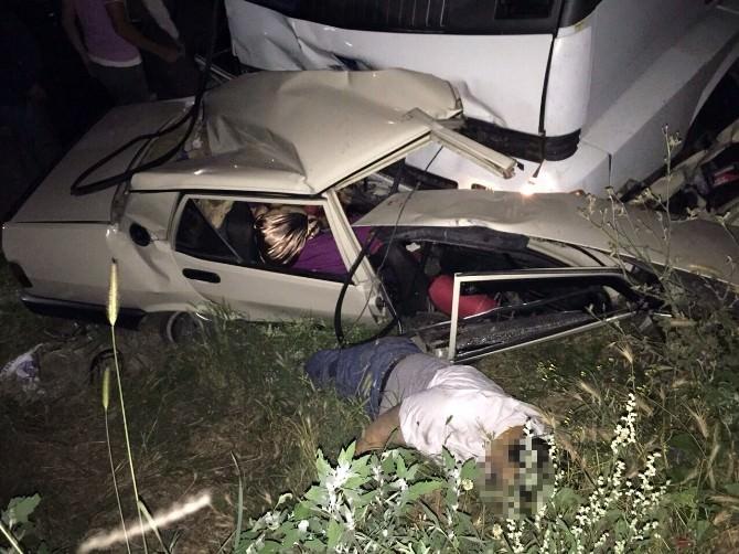 Kastamonu'da Trafik Kazası: 5 Ölü