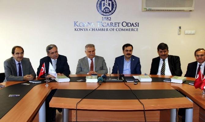 İslam Ticaret Hukuku Konya'da Konuşulacak