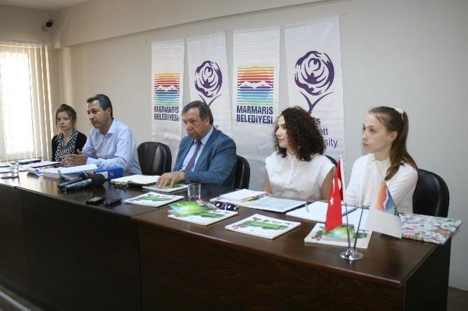 Marmaris'ten Kırsal Turizm Atağı Başlatıldı
