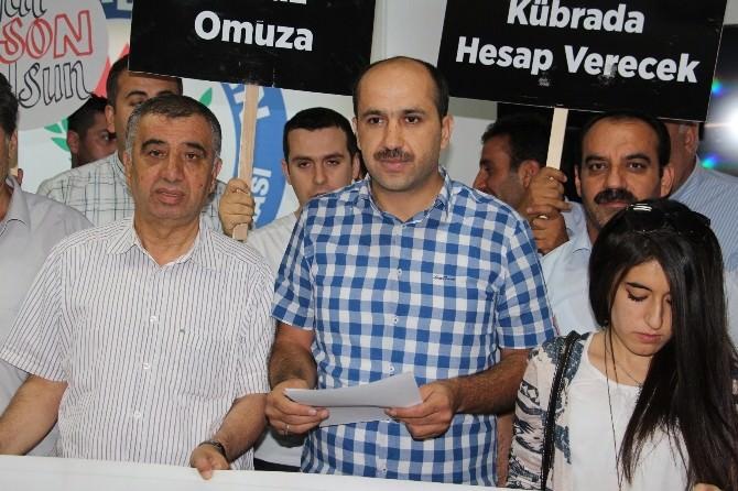 Memur-sen'den Kobani Ve Doğu Türkistan'a İlişkin Açıklama