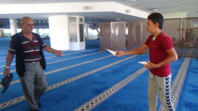 Erzincan'da Süleyman Demirel İçin Mevlid Okutuldu
