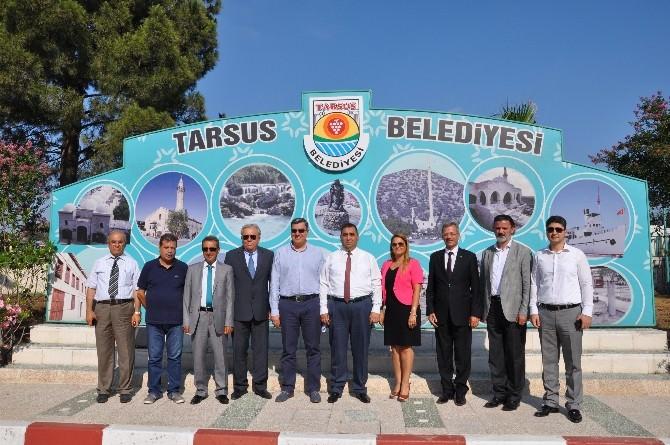 Mtosb'den Başkan Can'a Ziyaret