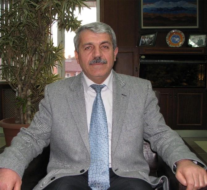 """Sorgun Şoförler Ve Otomobilciler Odası Başkanı İsmail Kaplan, """"Trafik Kuralların Uyun"""""""