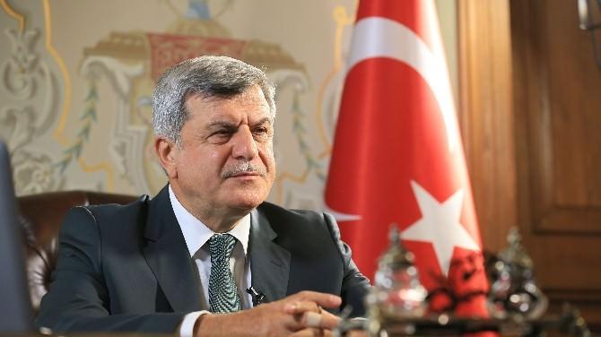 Başkan Karaosmanoğlu'ndan Doğu Türkistan Mesajı