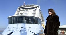Dünyanın en büyük üçüncü yolcu gemisi)