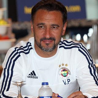 Vitor Pereira: O maç sonrası bir gün Türkiye'de çalışmalıyım dedim haberi