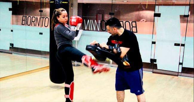 'Kickbox'un sahnede bana faydası çok oldu'