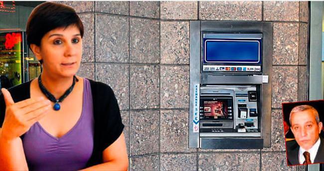 Çankaya'nın 'iftiracı' bankamatik memuru
