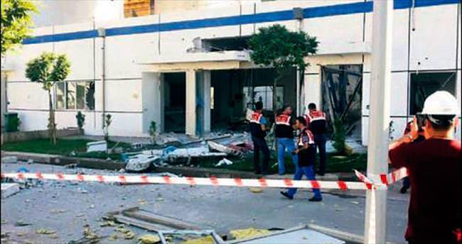 PKK santral bombaladı 40 köy elektriksiz kaldı