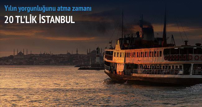 20 TL'lik İstanbul