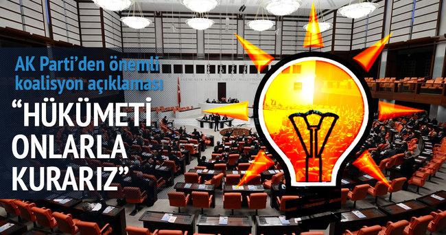 Hüseyin Çelik: Hükümeti kurmak isterse MHP ile kurarız