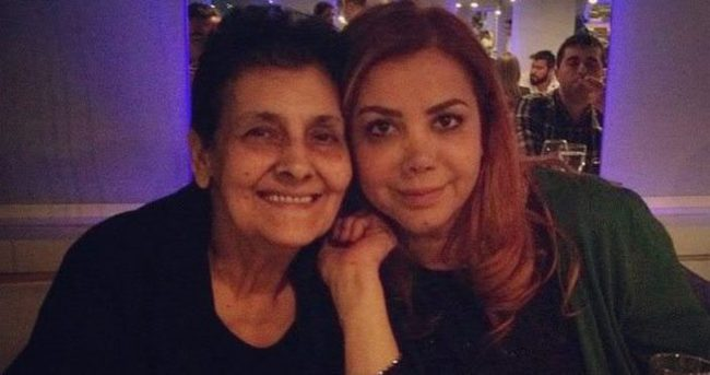Tanyeli'nin annesi hayatını kaybetti