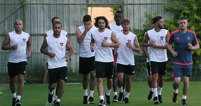 Gaziantep 4 futbolcuyla prensipte anlaştı