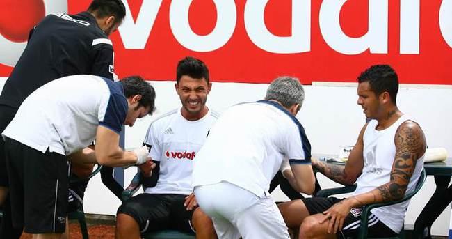 Beşiktaş'a mognoni testi