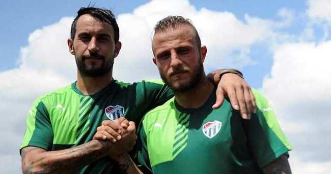 Bursaspor'un kanat oyuncuları yeni sezondan umutlu