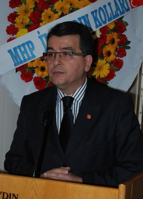 Aydın Türk Ocağı Doğu Türkistan İçin Çağrıda Bulundu