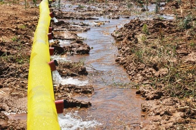 Beydağ Sulama Ağına 50 Bin Dekar Ek Arazi