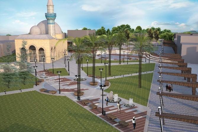 637 Yıllık Yeşil Cami Özgün Kimliğine Kavuşuyor