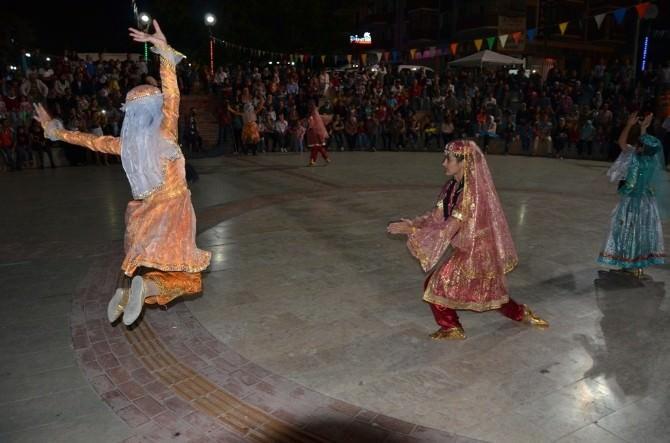 Safranbolu'da Ramazan Etkinliklerinde Azerbaycanlı Çocuklar Coşturdu