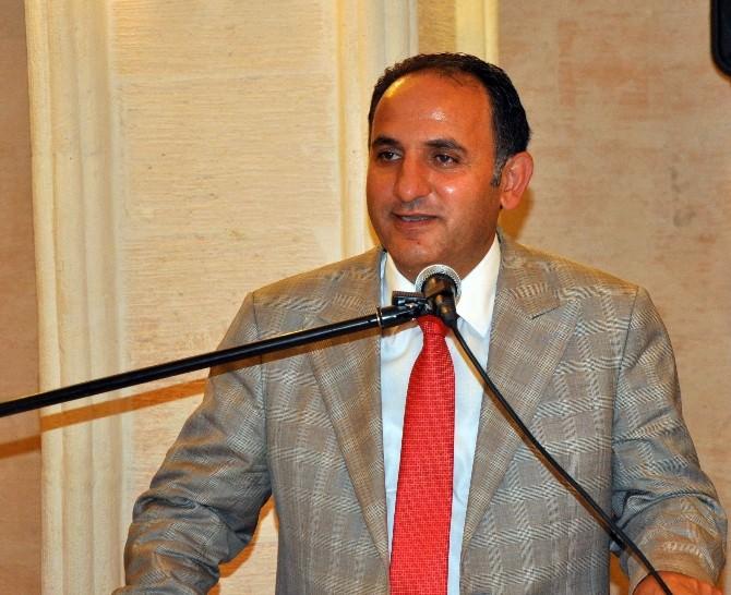 YTB Başkanı Yurtdışından Gelen Süryani Gençlerle Midyat'ta Buluştu