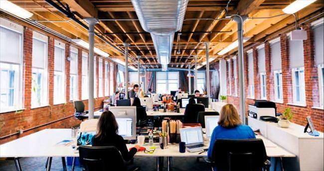 Açık ofislerde kişisel alanlar