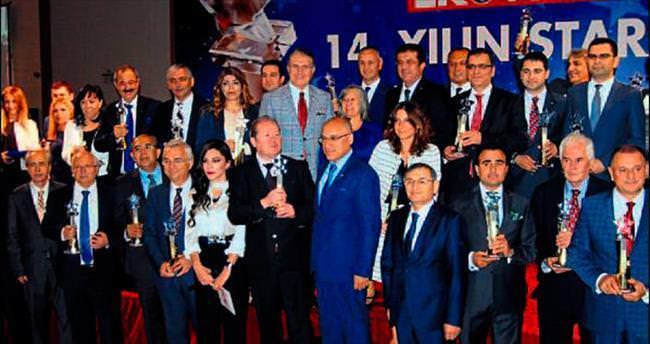 Adil Sani Konukoğlu Yılın Sanayicisi seçildi