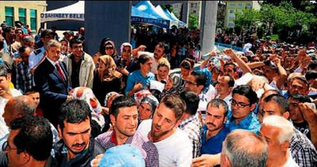 Bin sosyal konut için 30 bin 724 başvuru