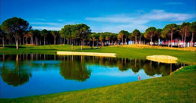 Golf turizmi yaygınlaşıyor