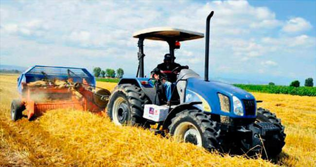 Verim yüksek çiftçi memnun