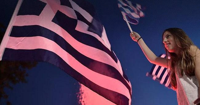 Yunanistan referandum sonuçları