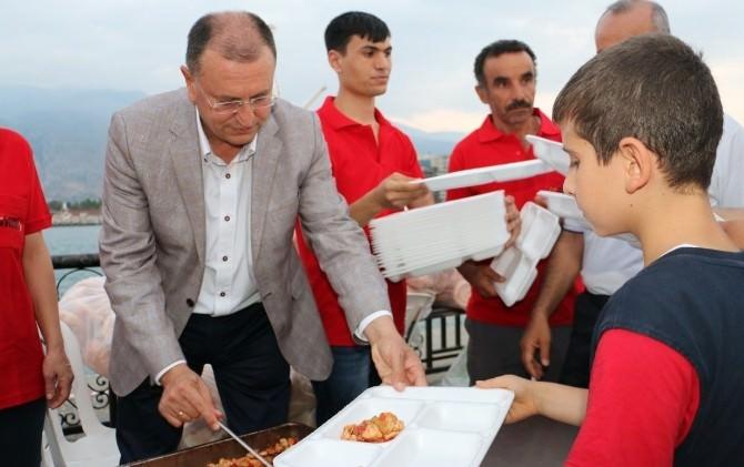 İskenderun'da Ramazan Etkinlikleri