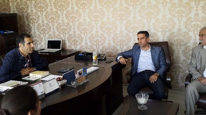 HDP'li Milletvekili Ahmet Yıldırım'dan STK'lara Teşekkür Ziyareti