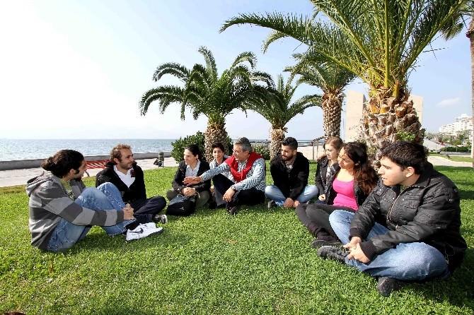 Gençlere Avrupa Fırsatı