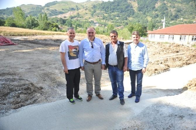 Orhangazi Belediyesi, Spor Tesislerine Bir Yenisini Daha Ekliyor
