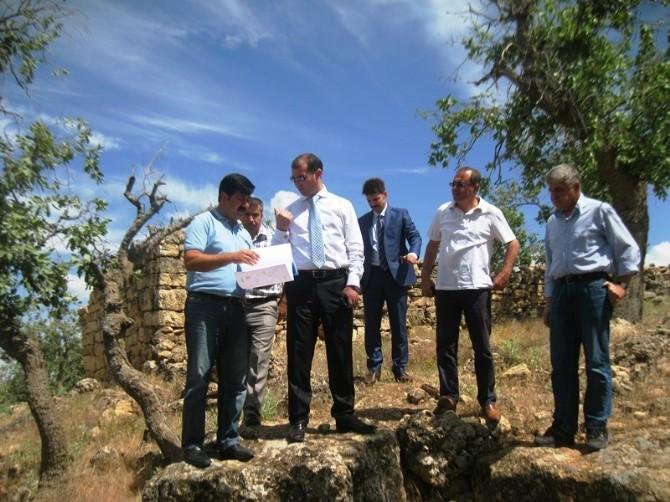 Mazıdağı'nda 'Yeşil Kuşak' Projesi Uygulamaya Başlanacak