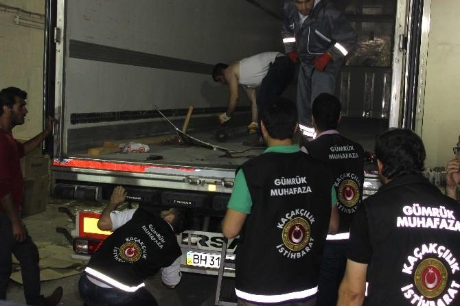 Ekiplerin Dikkati 118 Kilo Eroini Yakalattı