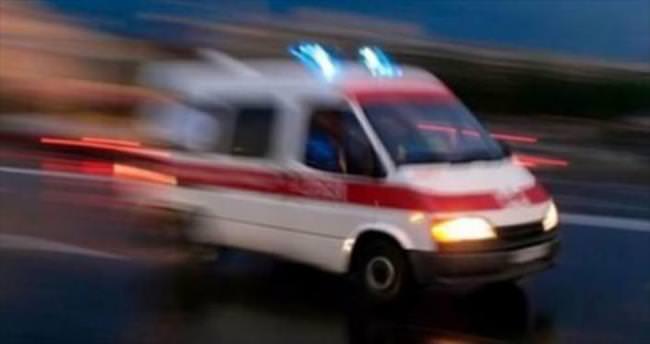 Askeri araç kaza yaptı: 1 şehit