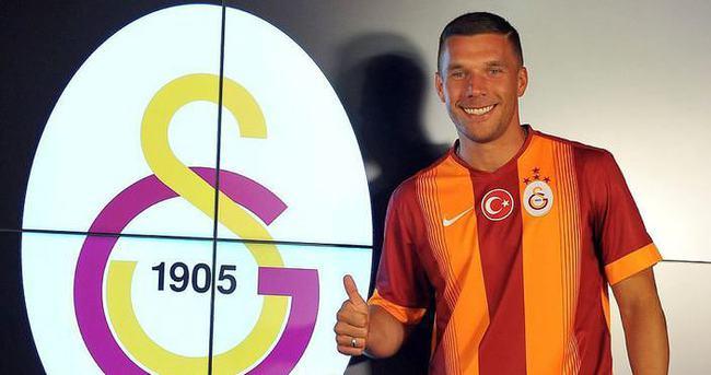 Galatasaray'dan Podolski skandalı!