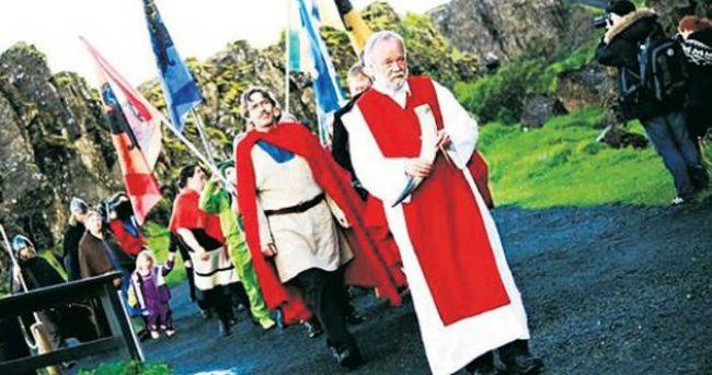 İzlanda'da dine hakaret yasal